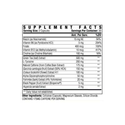 Phentra Lean XR (Stimulant)